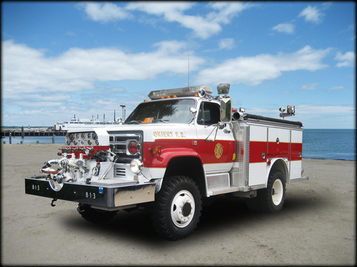 Orient Fire Department