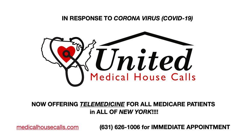 United Medical House Calls Logo