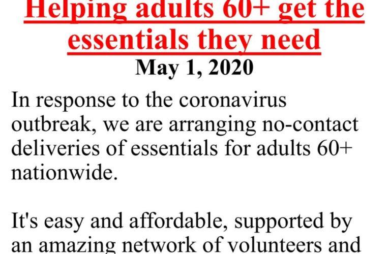 Ask Umbrella Helping Adults 60+